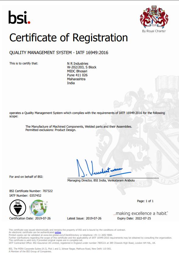 bsi_certificate
